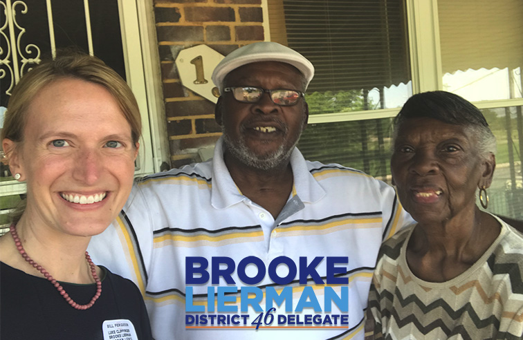 District 46 Residents on Why They Support Brooke