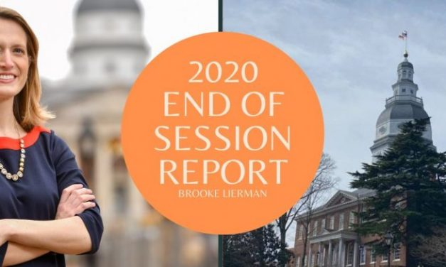 2020 End of Session Report