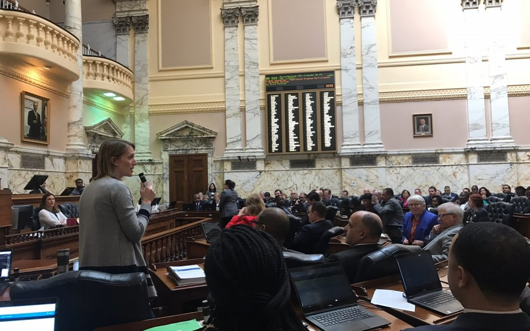 The 2021 General Assembly session begins