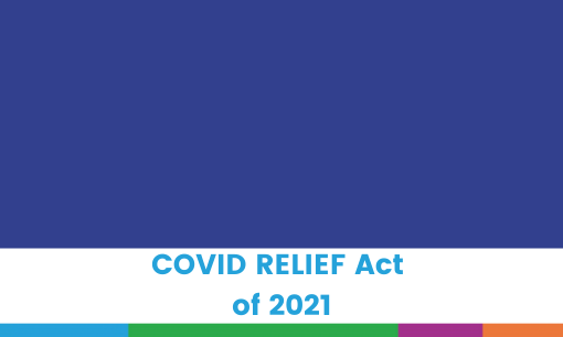 COVID RELIEF Act of 2021